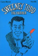 Sweeney Todd The Barber (Vocal Score) - Carey Blyton