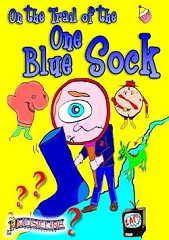 On the Trail of the One Blue Sock - By Gawen Robinson and Stephen Robertson