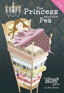 Princess And The Pea, The - Niki Davies (Book and CD) Cover