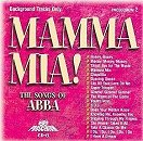 Pocket Songs Backing Tracks CD - Mamma Mia! Cover