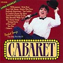Pocket Songs Backing Tracks CD - Cabaret (2 CD Set)