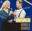 Pocket Songs Backing Tracks CD - Broadway Heroes and Heroines