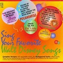 Pocket Songs Backing Tracks CD - Sing Your Favourite Disney Songs Cover