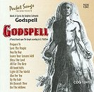Pocket Songs Backing Tracks CD - Godspell