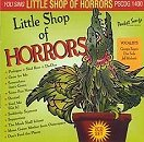 Pocket Songs Backing Tracks CD - Little Shop of Horrors (2 CD Set)
