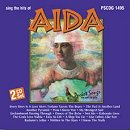 Pocket Songs Backing Tracks CD - Aida