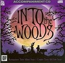 Stage Stars Backing Tracks CD - Into The Woods Cover
