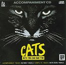 Stage Stars Backing Tracks CD - Cats Cover