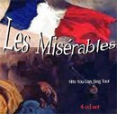Stage Stars Backing Tracks CD - Les Miserables (4 CD Set)