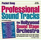 Pocket Songs Backing Tracks CD - Broadway Vol 1, Best of