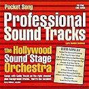 Pocket Songs Backing Tracks CD - Broadway Vol 2, Best of
