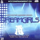 Stage Stars Backing Tracks CD - Dreamgirls (Broadway Version) (2 CD Set)
