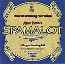 Stage Stars Backing Tracks CD - Spamalot