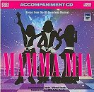 Stage Stars Backing Tracks CD - Mamma Mia (Songs from the Broadway Musical)