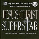 Stage Stars Backing Tracks CD - Jesus Christ Superstar (From the Hit Broadway Musical)