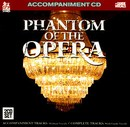 Stage Stars Backing Tracks CD - Phantom of the Opera (2 CD Set)