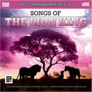 Stage Stars Backing Tracks CD - Songs of The Lion King (2 CD Set)