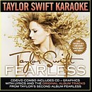 Pocket Songs Backing Tracks CD - Taylor Swift: Fearless Cover