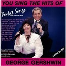 Pocket Songs Backing Tracks CD - George Gershwin, Hits of