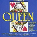 Pocket Songs Backing Tracks CD - Queen Hits Cover