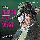 Pocket Songs Backing Tracks CD - Phantom of the Opera Cover