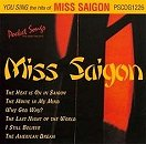 Pocket Songs Backing Tracks CD - Miss Saigon Cover