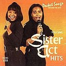 Pocket Songs Backing Tracks CD - Sister Act Hits Cover