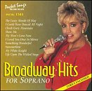 Pocket Songs Backing Tracks CD - Broadway Hits for Soprano
