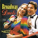 Pocket Songs Backing Tracks CD - Broadway Duets