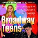 Pocket Songs Backing Tracks CD - Broadway Teens