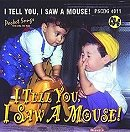 Pocket Songs Backing Tracks CD - I Tell You, I Saw A Mouse! Cover