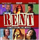 Pocket Songs Backing Tracks CD - Rent (Movie Version) Cover