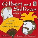 Stage Stars Backing Tracks CD - Gilbert and Sullivan Volume 2