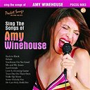 Pocket Songs Backing Tracks CD - Amy Winehouse, Sing the Songs of