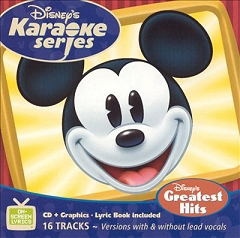 Disney's Karaoke Series - Greatest Hits, Disney's