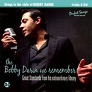 Pocket Songs Backing Tracks CD - Bobby Darin We Remember, The (Songs In The Style of)