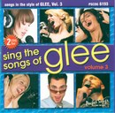 Pocket Songs Backing Tracks CD - Glee, Volume 3, Sing the Songs of (2 CD Set)