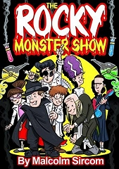 Rocky Monster Show, The (Junior Version) - By Malcolm Sircom Cover