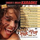 Pocket Songs Backing Tracks CD - Today's Hot Pop Female - Vol. 2 Cover