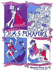 HMS Pinafore (Director's Score) - Gilbert and Sullivan (Adaptation)