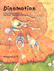 Dinomotion - By Michael Gallina Cover