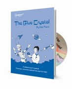 The Blue Crystal - By Nick Perrin Cover