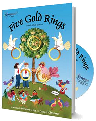 Five Gold Rings - By Ruth Kenward