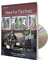 Home For Christmas - By Jo Sands and Ruth Kenward Cover