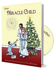 Miracle Child - By Ruth Kenward Cover