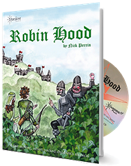 Robin Hood - By Nick Perrin Cover