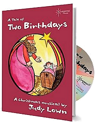 A Tale Of Two Birthdays - By Judy Lown Cover