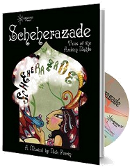 Scheherazade - Tales of the Arabian Nights - By Nick Perrin