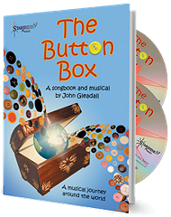 Button Box, The (A Musical Journey Around The World) - By John Gleadall