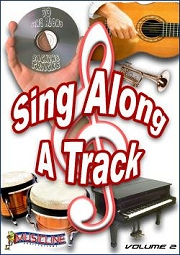 Singalong A Track Vol 2 - By Musicline Publications Cover